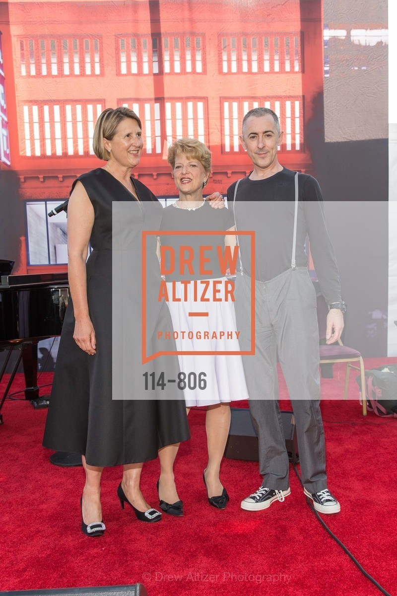 Prisca Geeslin, Carey Perloff, Alan Cumming, A.C.T. Gala Come Get Stranded, US, April 26th, 2015,Drew Altizer, Drew Altizer Photography, full-service agency, private events, San Francisco photographer, photographer california