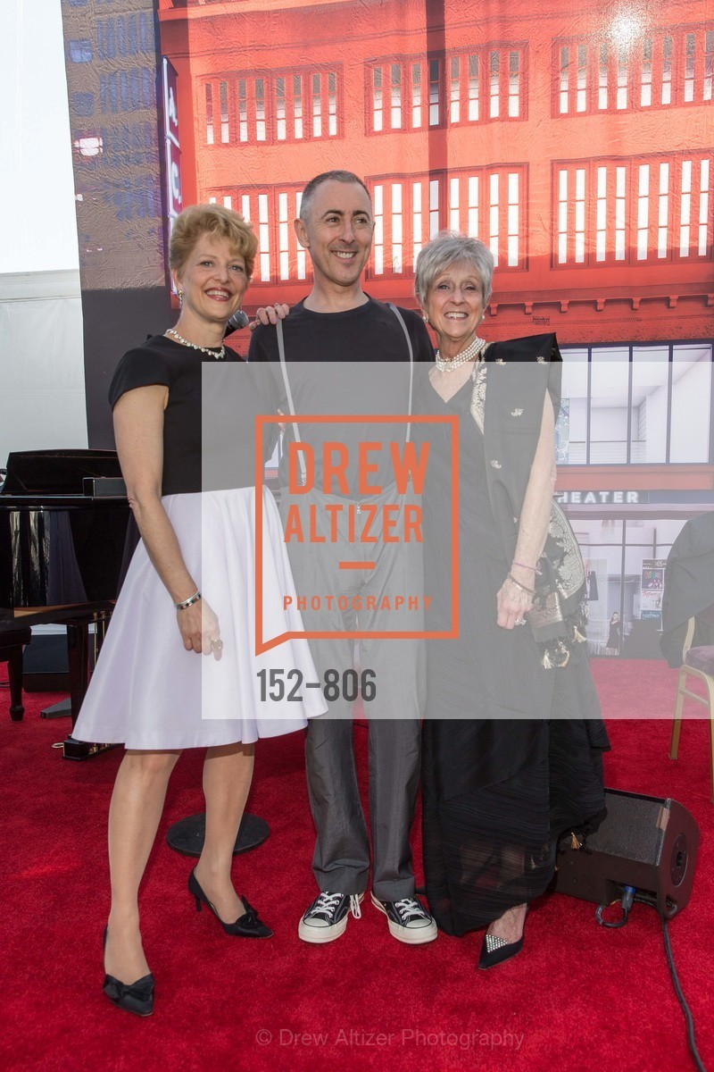 Carey Perloff, Alan Cumming, Nancy Livingston, A.C.T. Gala Come Get Stranded, US, April 26th, 2015,Drew Altizer, Drew Altizer Photography, full-service agency, private events, San Francisco photographer, photographer california