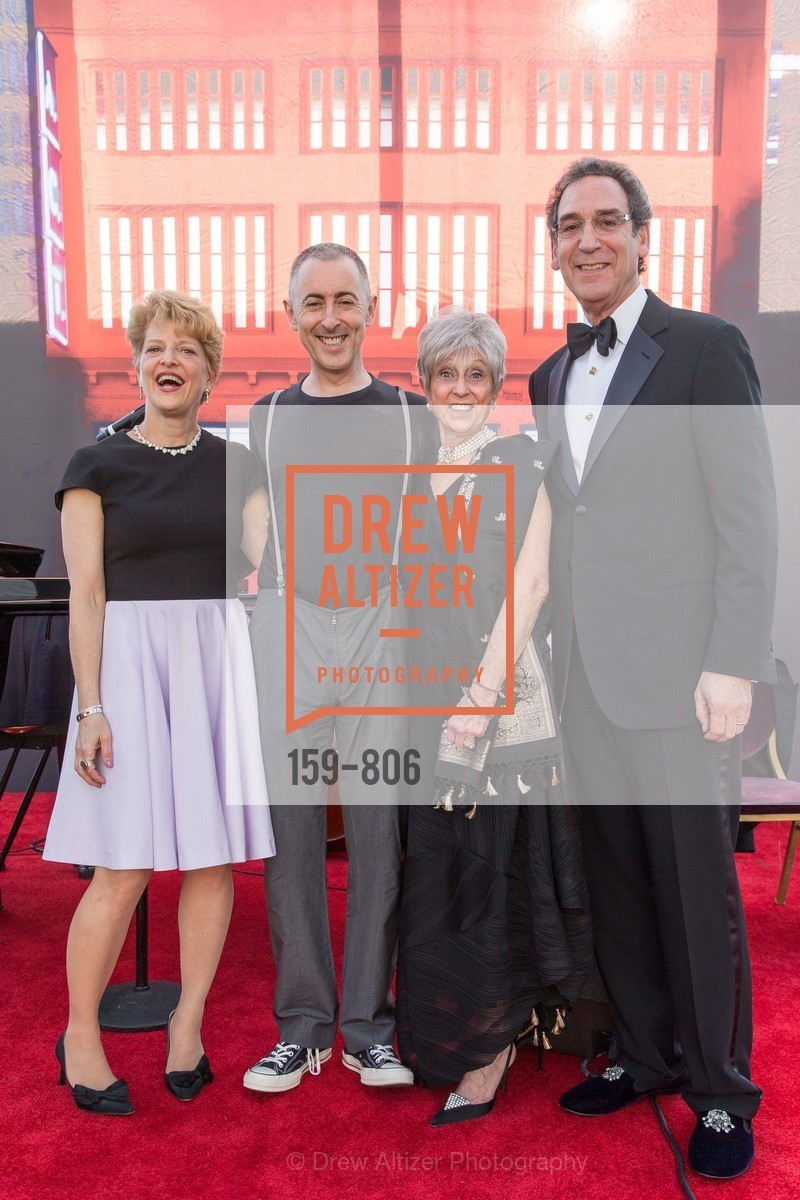 Carey Perloff, Alan Cumming, Nancy Livingston, Fred Levin, A.C.T. Gala Come Get Stranded, US, April 25th, 2015,Drew Altizer, Drew Altizer Photography, full-service agency, private events, San Francisco photographer, photographer california