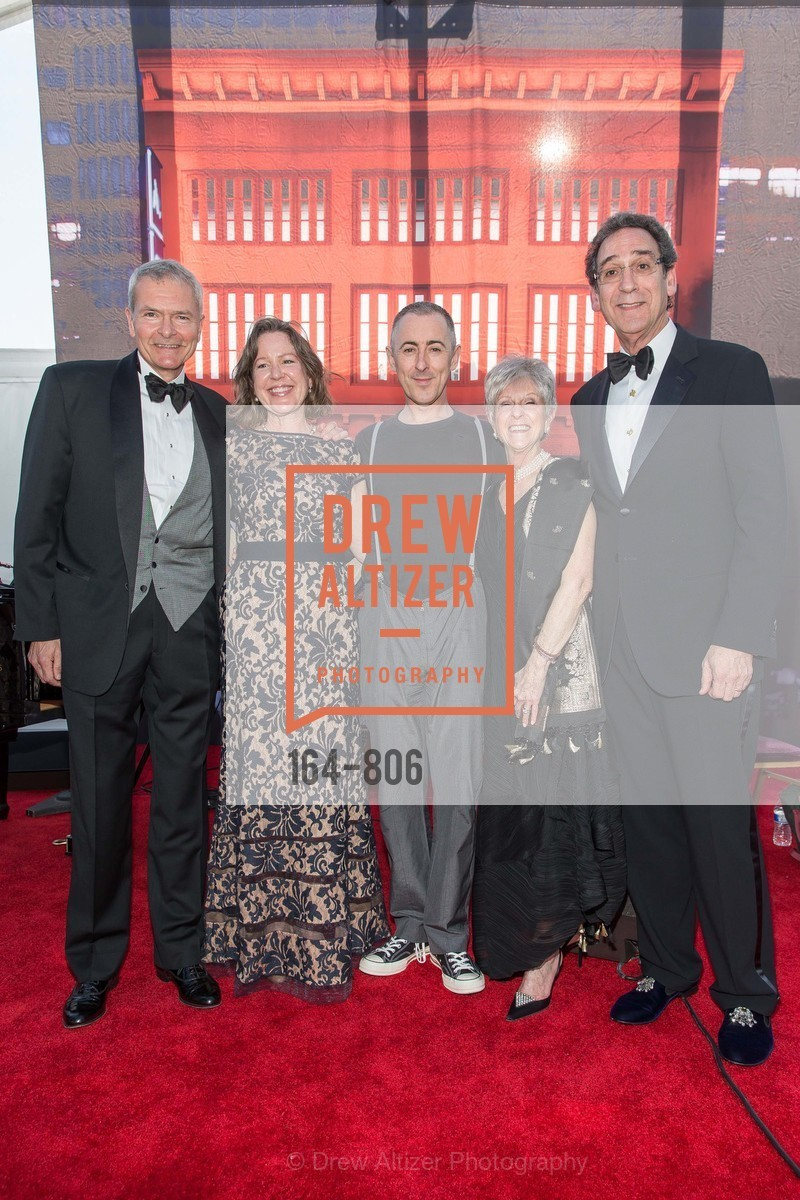 Alan Cumming, Nancy Livingston, Fred Levin, A.C.T. Gala Come Get Stranded, US, April 25th, 2015,Drew Altizer, Drew Altizer Photography, full-service agency, private events, San Francisco photographer, photographer california