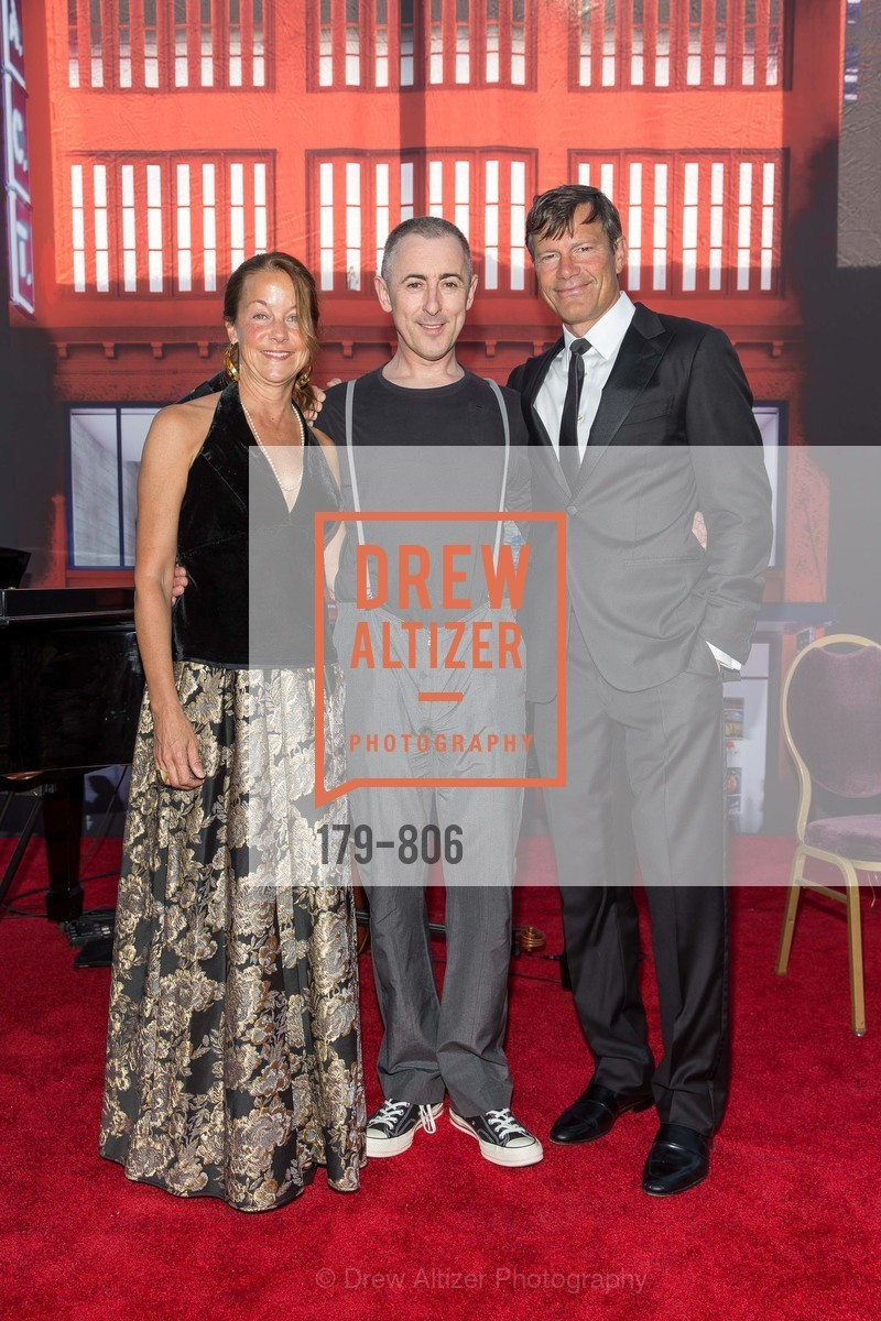 Laura Ubben, Alan Cumming, Jeff Ubben, A.C.T. Gala Come Get Stranded, US, April 26th, 2015,Drew Altizer, Drew Altizer Photography, full-service agency, private events, San Francisco photographer, photographer california