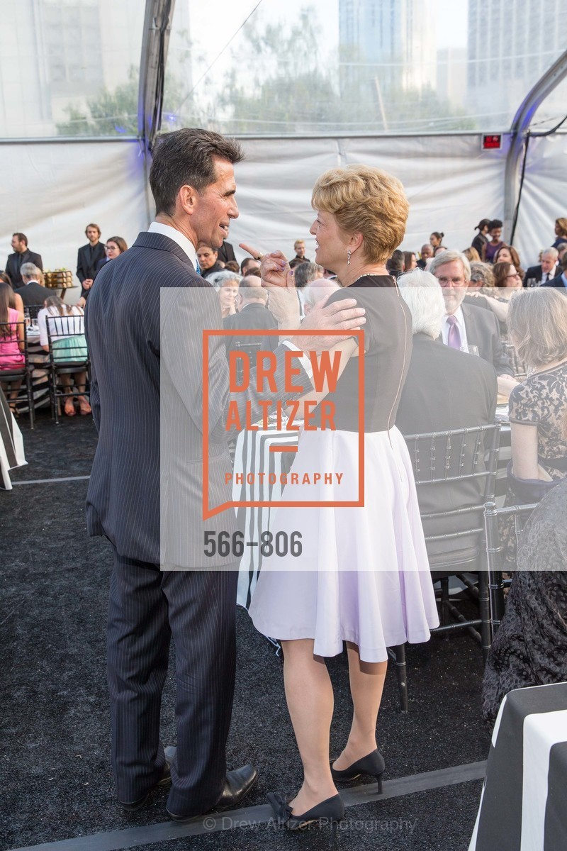 Mark Leno, Carey Perloff, A.C.T. Gala Come Get Stranded, US, April 26th, 2015
