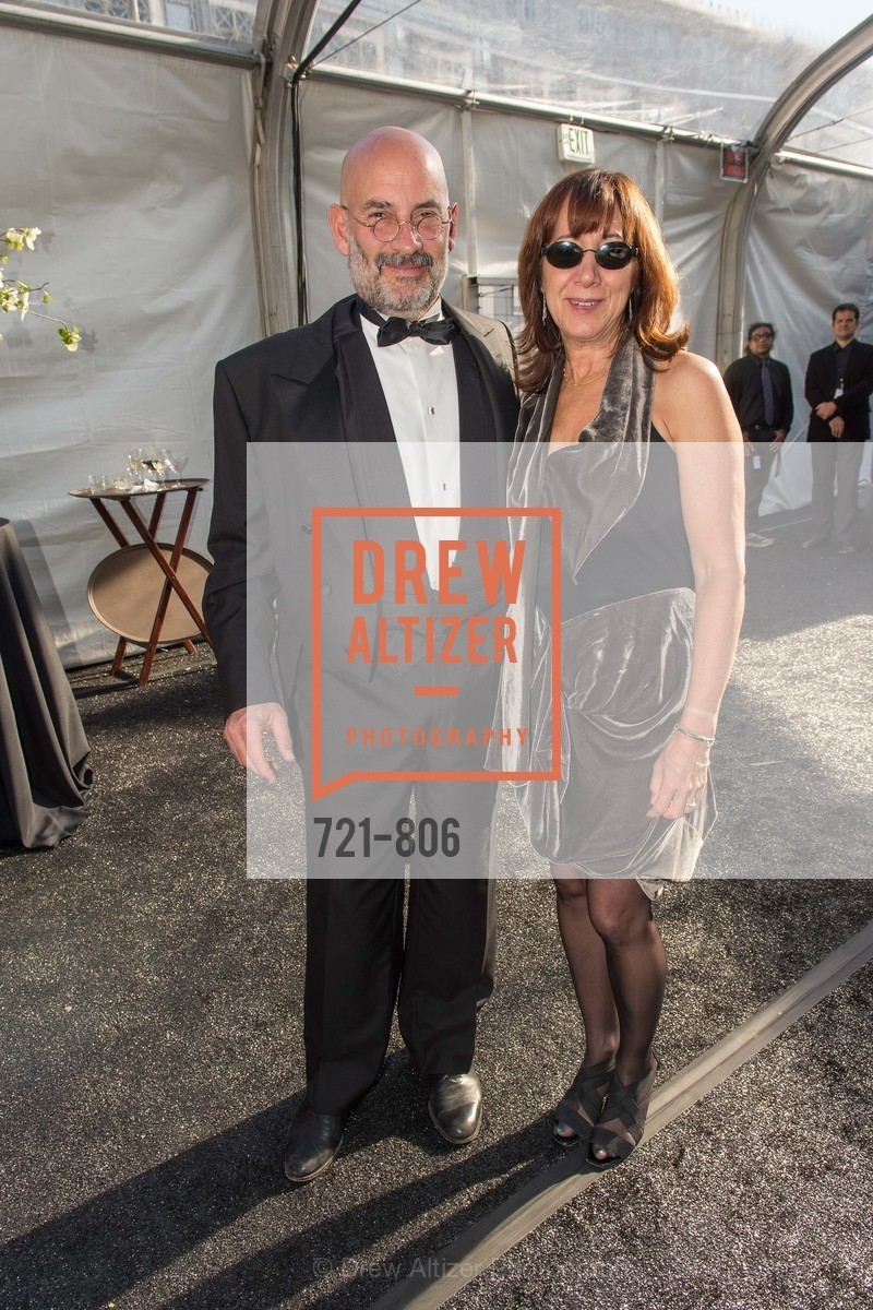 Neil Rothman, Ellen Sussman, A.C.T. Gala Come Get Stranded, US, April 25th, 2015,Drew Altizer, Drew Altizer Photography, full-service agency, private events, San Francisco photographer, photographer california