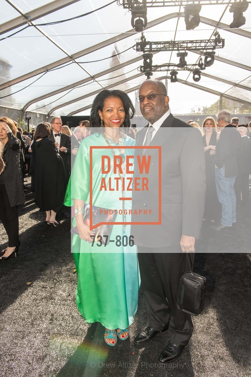 Denise Bradley Tyson, Bernard Tyson, A.C.T. Gala Come Get Stranded, US, April 26th, 2015,Drew Altizer, Drew Altizer Photography, full-service agency, private events, San Francisco photographer, photographer california