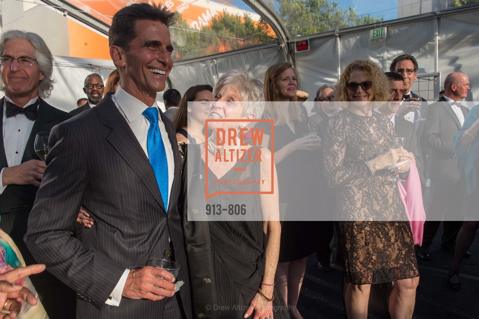 Mark Leno, Nancy Livingston, Photo #913-806