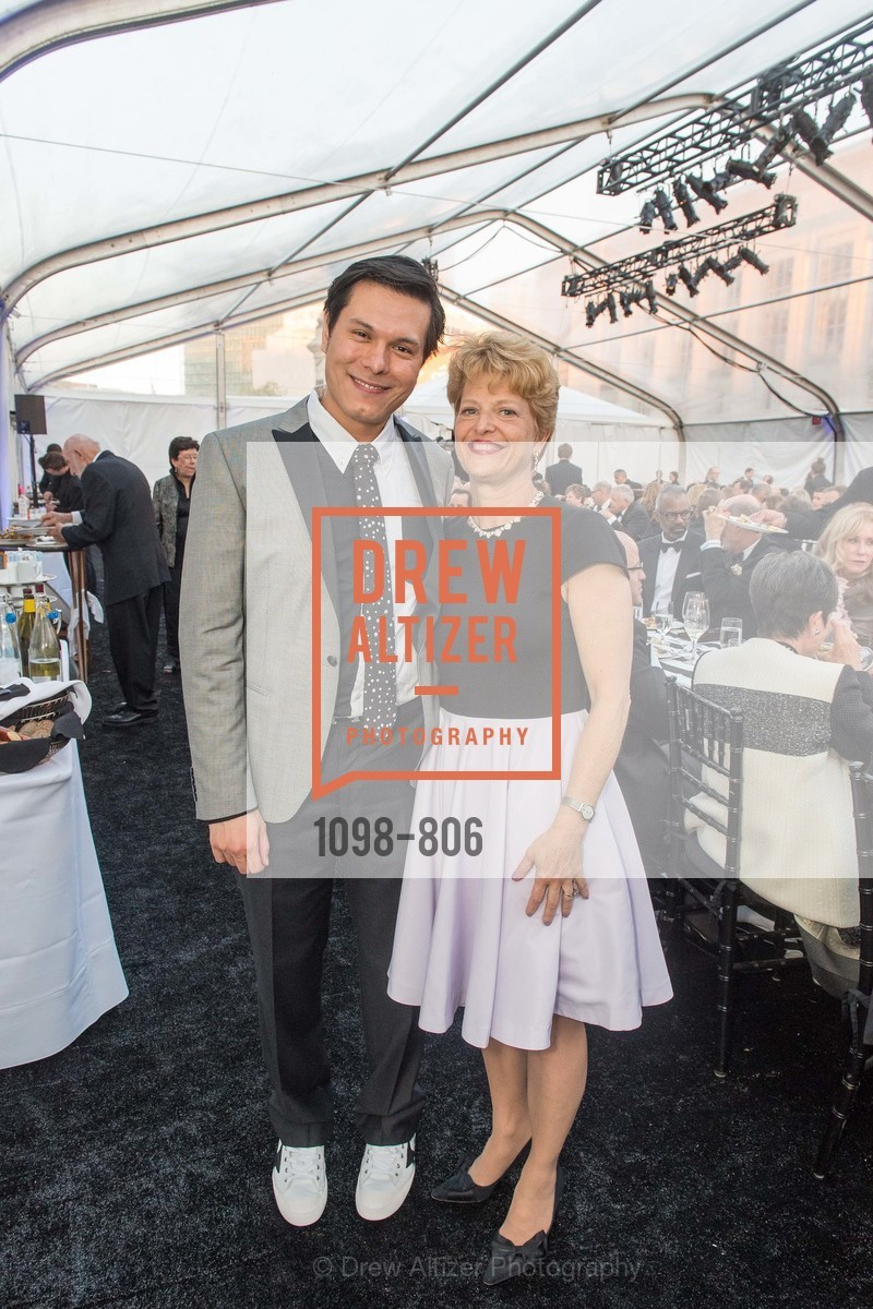 Michael Nguyen, Carey Perloff, A.C.T. Gala Come Get Stranded, US, April 26th, 2015,Drew Altizer, Drew Altizer Photography, full-service agency, private events, San Francisco photographer, photographer california