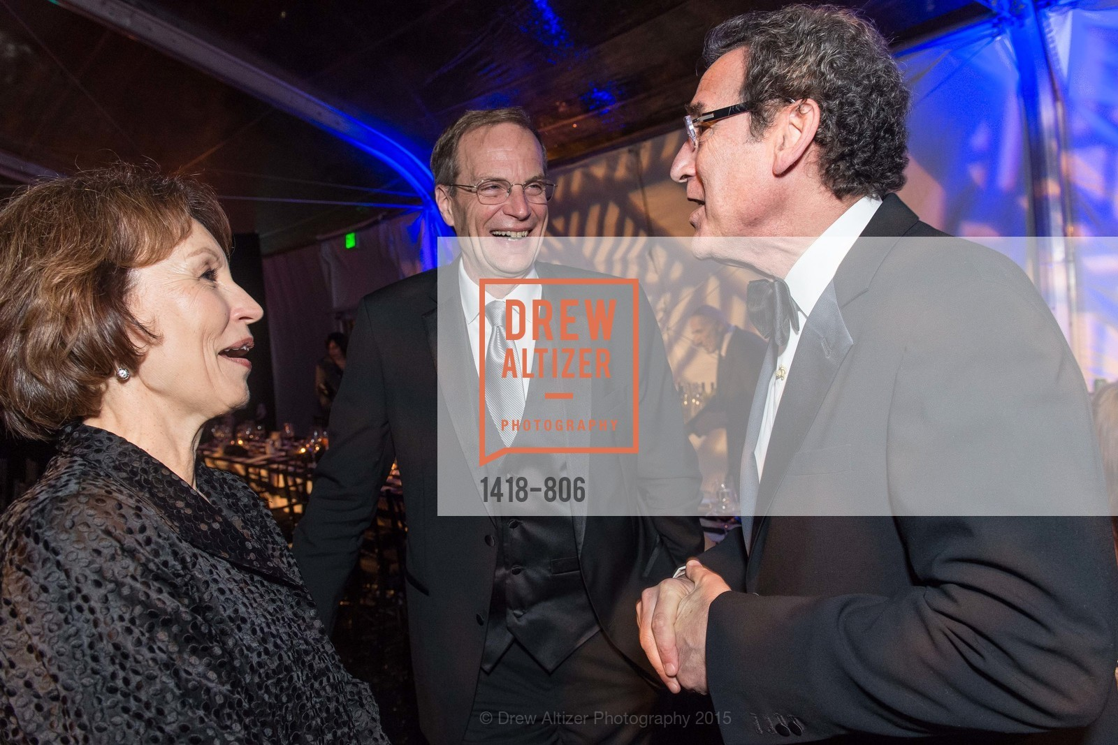 Jan Assink, Brent Assink, Fred Levin, A.C.T. Gala Come Get Stranded, US, April 26th, 2015,Drew Altizer, Drew Altizer Photography, full-service agency, private events, San Francisco photographer, photographer california