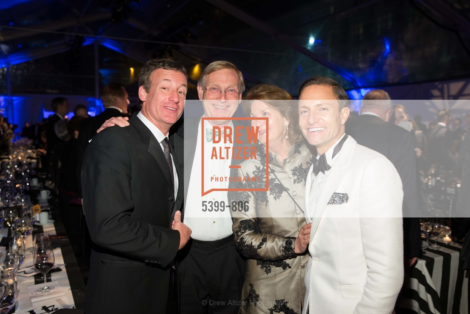 Todd Traina, Tom Perkins, JaMel Perkins, Ken Fulk, A.C.T. Gala Come Get Stranded, US, April 26th, 2015,Drew Altizer, Drew Altizer Photography, full-service agency, private events, San Francisco photographer, photographer california