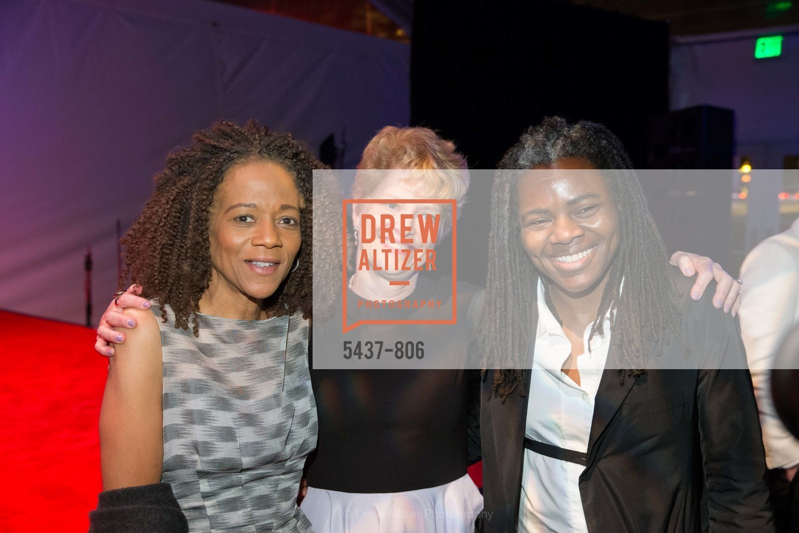 Paula West, Carey Perloff, Tracy Chapman, A.C.T. Gala Come Get Stranded, US, April 25th, 2015,Drew Altizer, Drew Altizer Photography, full-service agency, private events, San Francisco photographer, photographer california