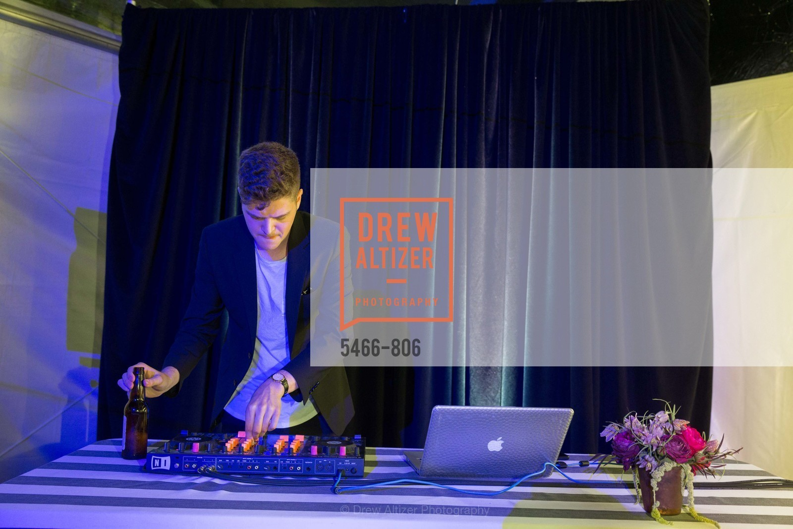 Dj, A.C.T. Gala Come Get Stranded, US, April 25th, 2015,Drew Altizer, Drew Altizer Photography, full-service agency, private events, San Francisco photographer, photographer california