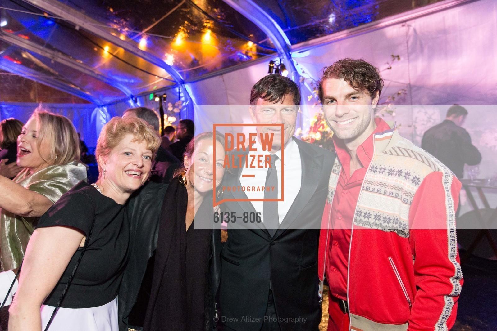 Carey Perloff, Laura Ubben, Jeff Ubben, Photo #6135-806