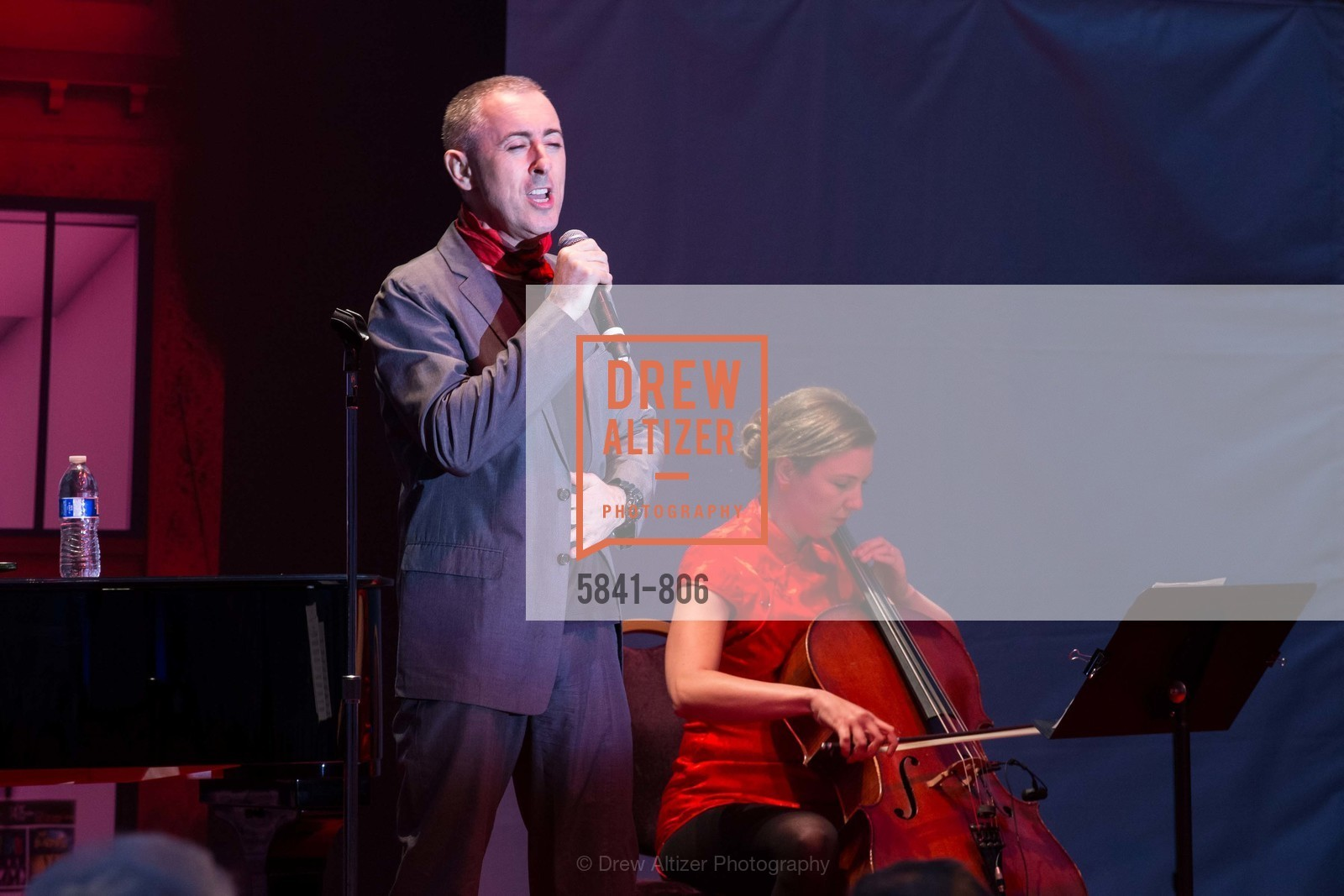 Performance By Alan Cumming, A.C.T. Gala Come Get Stranded, US, April 26th, 2015,Drew Altizer, Drew Altizer Photography, full-service agency, private events, San Francisco photographer, photographer california