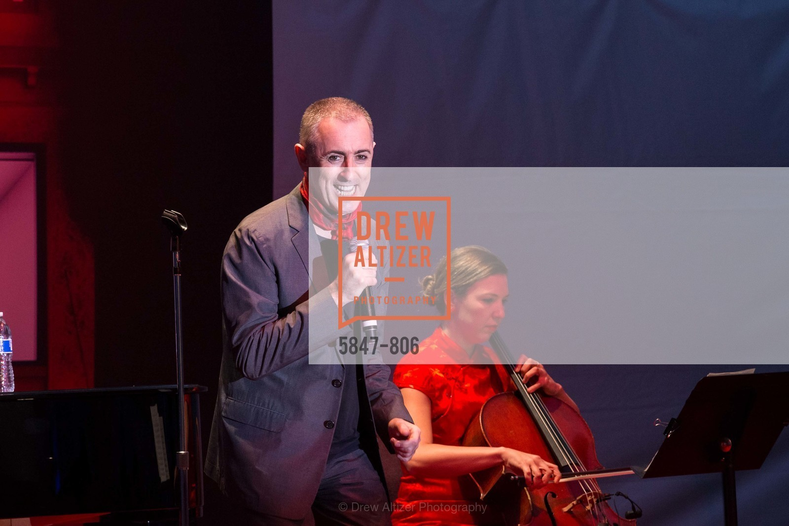 Performance By Alan Cumming, A.C.T. Gala Come Get Stranded, US, April 26th, 2015,Drew Altizer, Drew Altizer Photography, full-service event agency, private events, San Francisco photographer, photographer California