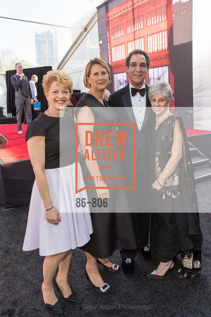 Carey Perloff, Prisca Geeslin, Fred Levin, Nancy Livingston, A.C.T. Gala Come Get Stranded, US, April 26th, 2015,Drew Altizer, Drew Altizer Photography, full-service agency, private events, San Francisco photographer, photographer california
