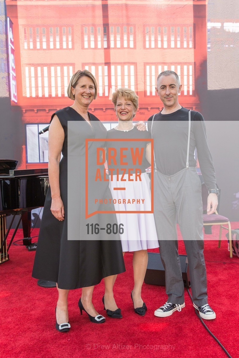 Prisca Geeslin, Carey Perloff, Alan Cumming, A.C.T. Gala Come Get Stranded, US, April 25th, 2015,Drew Altizer, Drew Altizer Photography, full-service agency, private events, San Francisco photographer, photographer california