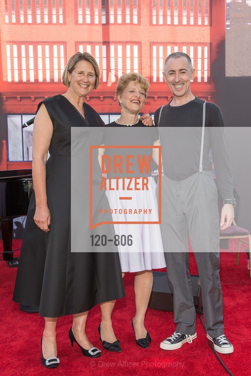 Prisca Geeslin, Carey Perloff, Alan Cumming, Photo #120-806