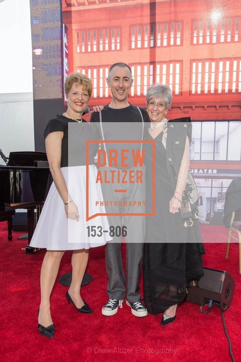 Carey Perloff, Alan Cumming, Nancy Livingston, A.C.T. Gala Come Get Stranded, US, April 25th, 2015,Drew Altizer, Drew Altizer Photography, full-service agency, private events, San Francisco photographer, photographer california