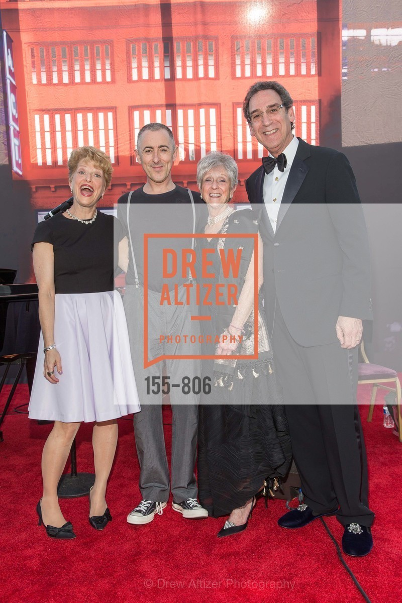 Carey Perloff, Alan Cumming, Nancy Livingston, Fred Levin, A.C.T. Gala Come Get Stranded, US, April 26th, 2015,Drew Altizer, Drew Altizer Photography, full-service agency, private events, San Francisco photographer, photographer california