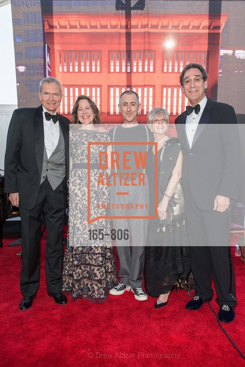 Alan Cumming, Nancy Livingston, Fred Levin, A.C.T. Gala Come Get Stranded, US, April 26th, 2015,Drew Altizer, Drew Altizer Photography, full-service agency, private events, San Francisco photographer, photographer california