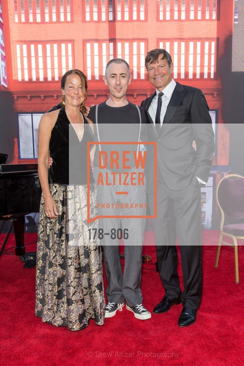 Laura Ubben, Alan Cumming, Jeff Ubben, A.C.T. Gala Come Get Stranded, US, April 26th, 2015,Drew Altizer, Drew Altizer Photography, full-service event agency, private events, San Francisco photographer, photographer California
