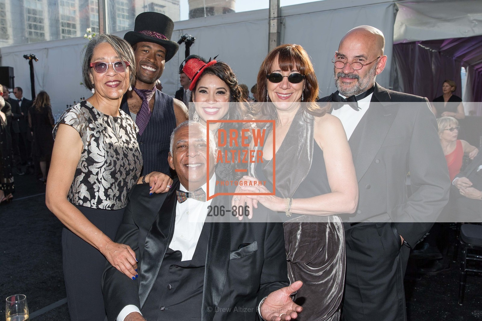 Lalita Tademy, Rafael Jordan, Josie Alvarez, Perry Williams, Ellen Sussman, Neil Rothman, A.C.T. Gala Come Get Stranded, US, April 26th, 2015,Drew Altizer, Drew Altizer Photography, full-service agency, private events, San Francisco photographer, photographer california