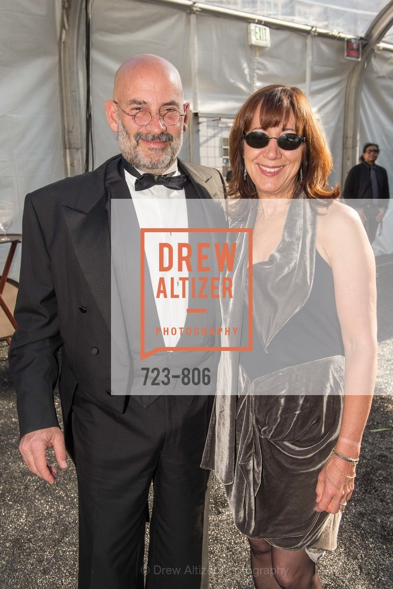 Neil Rothman, Ellen Sussman, A.C.T. Gala Come Get Stranded, US, April 26th, 2015,Drew Altizer, Drew Altizer Photography, full-service agency, private events, San Francisco photographer, photographer california