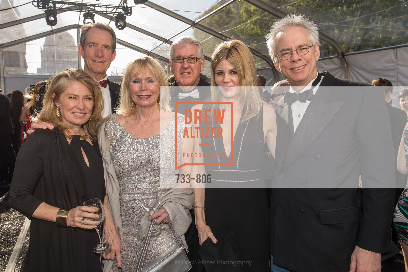 Susan Ebers, Ralph Ebers, Jerry Martinson, John Little, Heather Little, A.C.T. Gala Come Get Stranded, US, April 26th, 2015,Drew Altizer, Drew Altizer Photography, full-service agency, private events, San Francisco photographer, photographer california