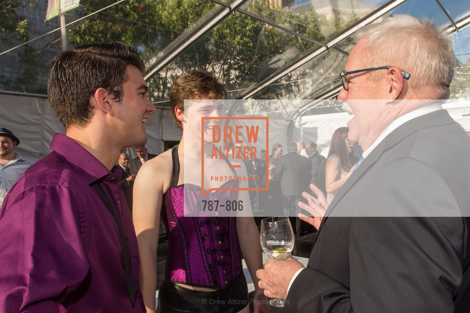 Glenn Scott, Armistead Maupin, A.C.T. Gala Come Get Stranded, US, April 25th, 2015,Drew Altizer, Drew Altizer Photography, full-service agency, private events, San Francisco photographer, photographer california