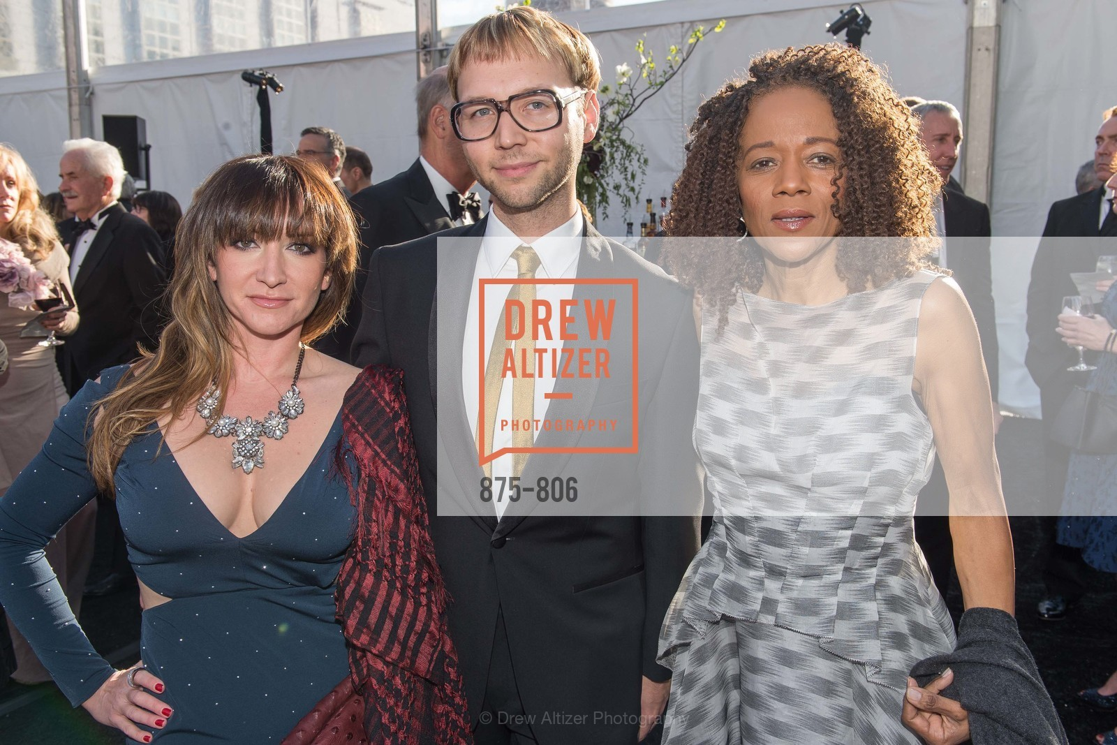Katie Hushion, Tony Bravo, Paula West, A.C.T. Gala Come Get Stranded, US, April 25th, 2015,Drew Altizer, Drew Altizer Photography, full-service agency, private events, San Francisco photographer, photographer california