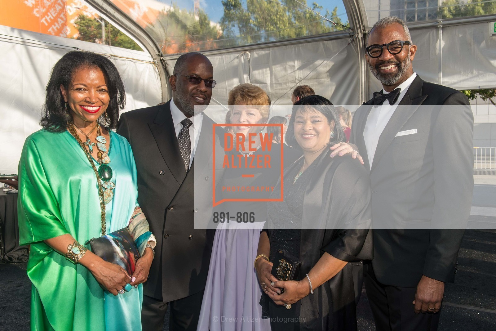 Denise Bradley Tyson, Bernard Tyson, Carey Perloff, Dr. Tony Cole, Robyn Coles, A.C.T. Gala Come Get Stranded, US, April 26th, 2015,Drew Altizer, Drew Altizer Photography, full-service event agency, private events, San Francisco photographer, photographer California