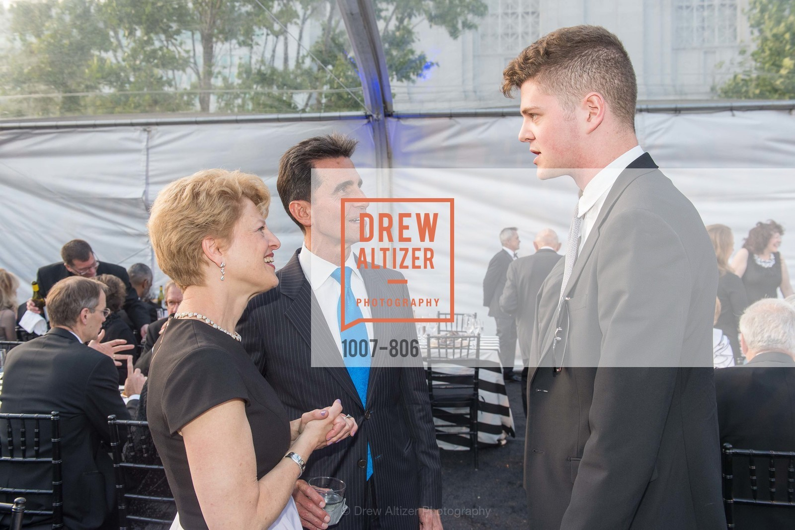 Carey Perloff, Mark Leno, Nicholas Perloff Giles, A.C.T. Gala Come Get Stranded, US, April 26th, 2015,Drew Altizer, Drew Altizer Photography, full-service agency, private events, San Francisco photographer, photographer california