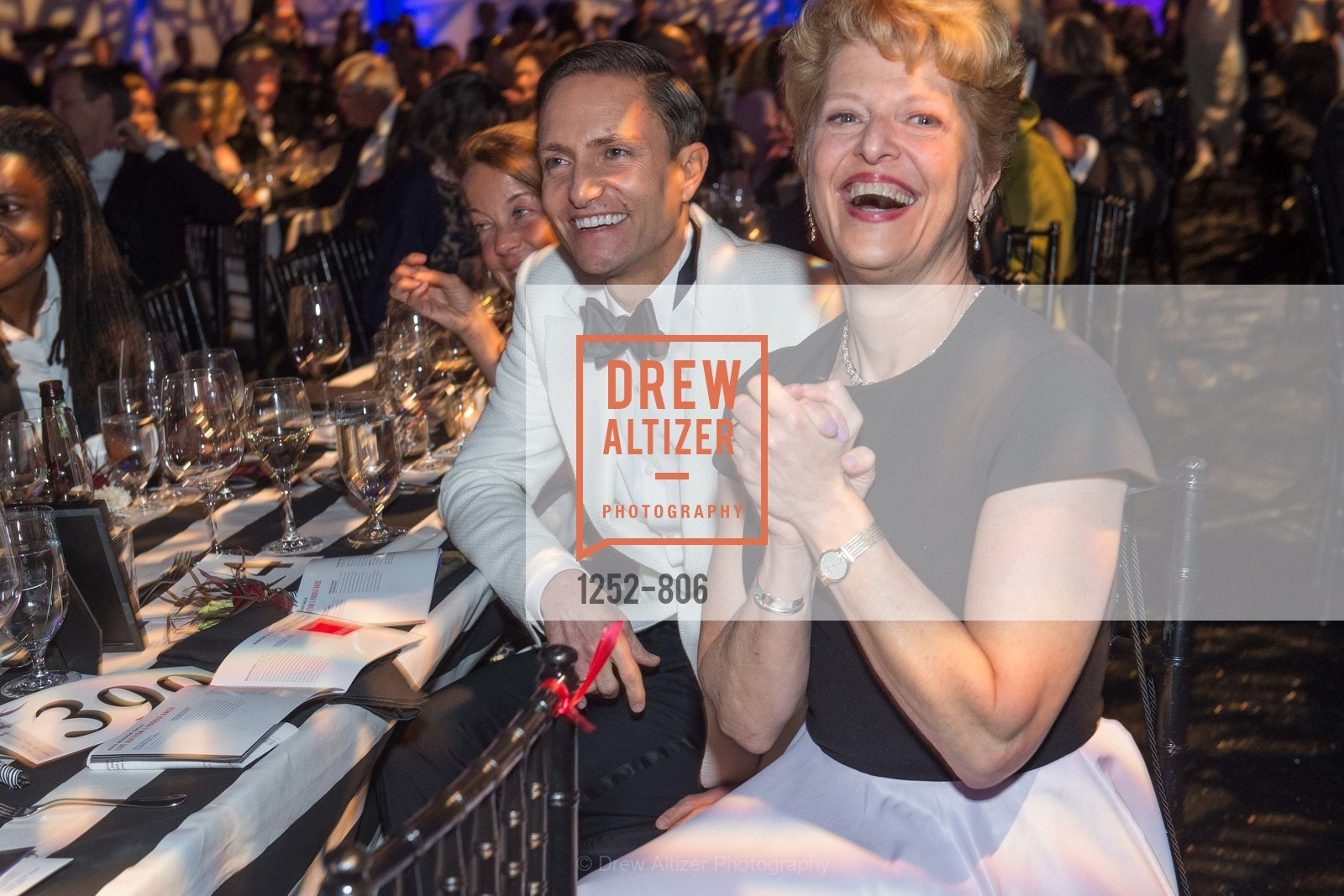 Ken Fulk, Carey Perloff, A.C.T. Gala Come Get Stranded, US, April 26th, 2015,Drew Altizer, Drew Altizer Photography, full-service agency, private events, San Francisco photographer, photographer california