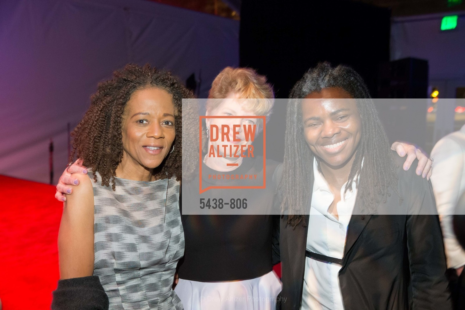 Paula West, Carey Perloff, Tracy Chapman, A.C.T. Gala Come Get Stranded, US, April 26th, 2015,Drew Altizer, Drew Altizer Photography, full-service agency, private events, San Francisco photographer, photographer california