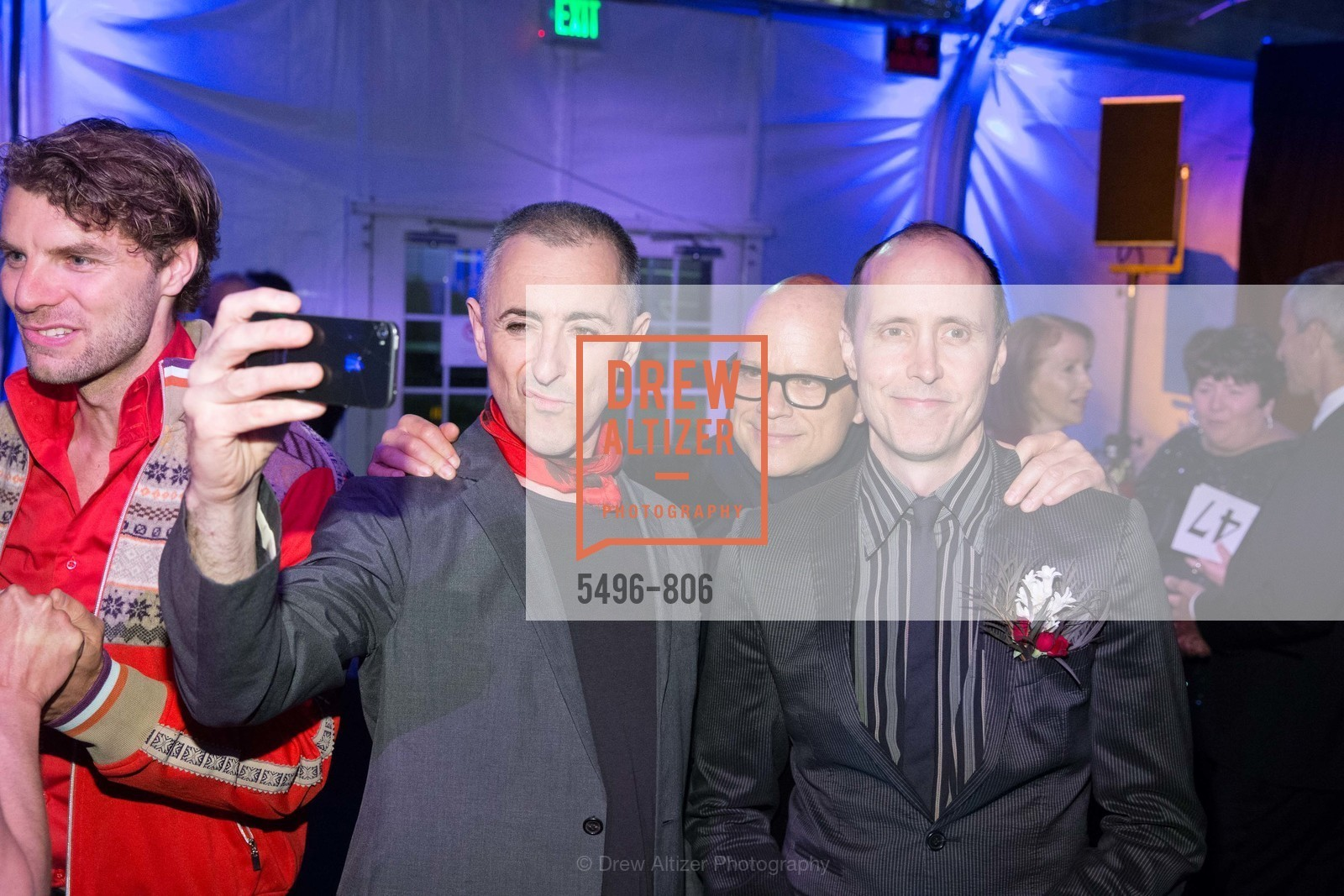 Alan Cumming, Kevin Sessums, A.C.T. Gala Come Get Stranded, US, April 26th, 2015,Drew Altizer, Drew Altizer Photography, full-service agency, private events, San Francisco photographer, photographer california