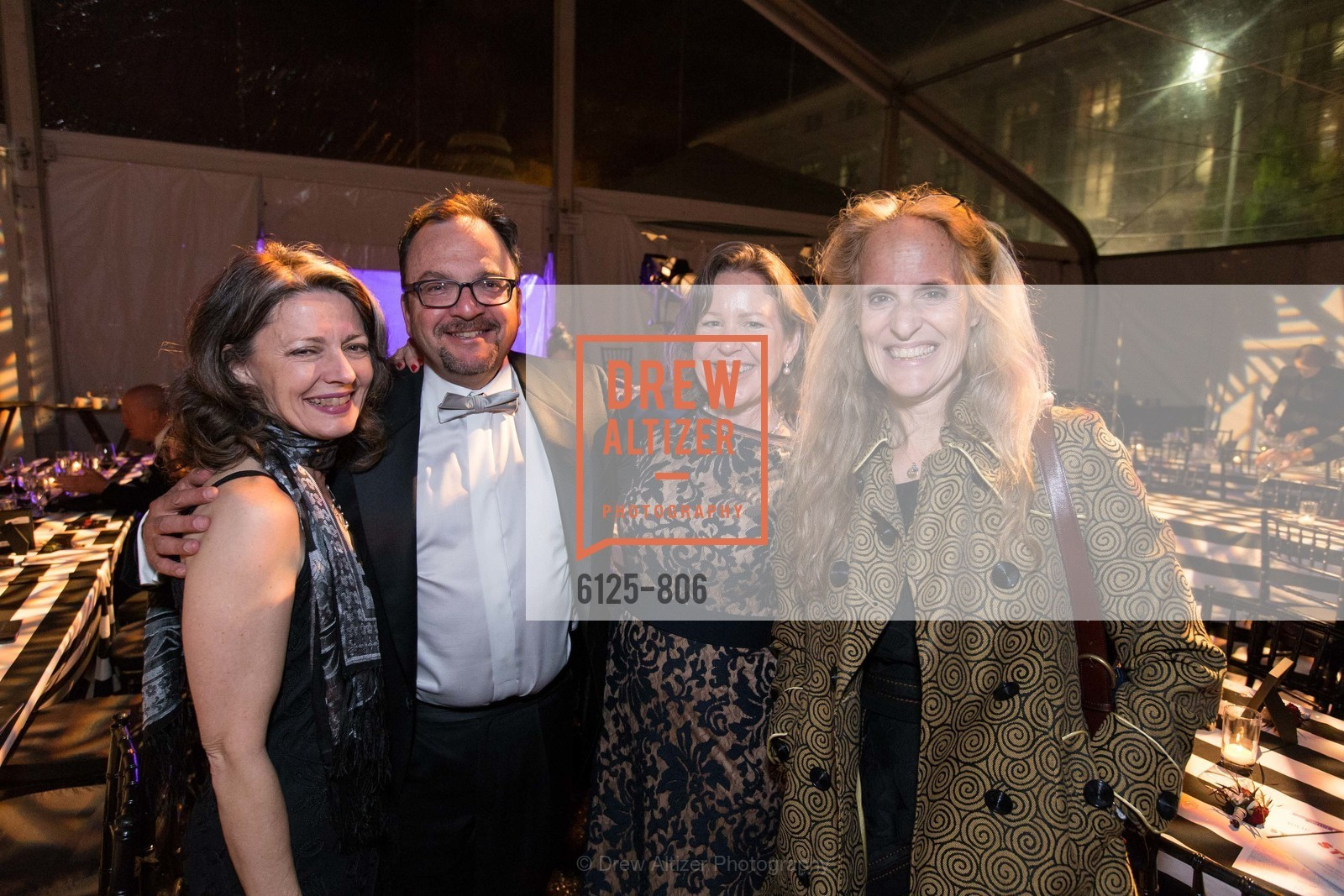 Melissa Smith, Dan Cohn, Nancy Hasson, Wendy Vanden Heuvel, A.C.T. Gala Come Get Stranded, US, April 25th, 2015,Drew Altizer, Drew Altizer Photography, full-service agency, private events, San Francisco photographer, photographer california
