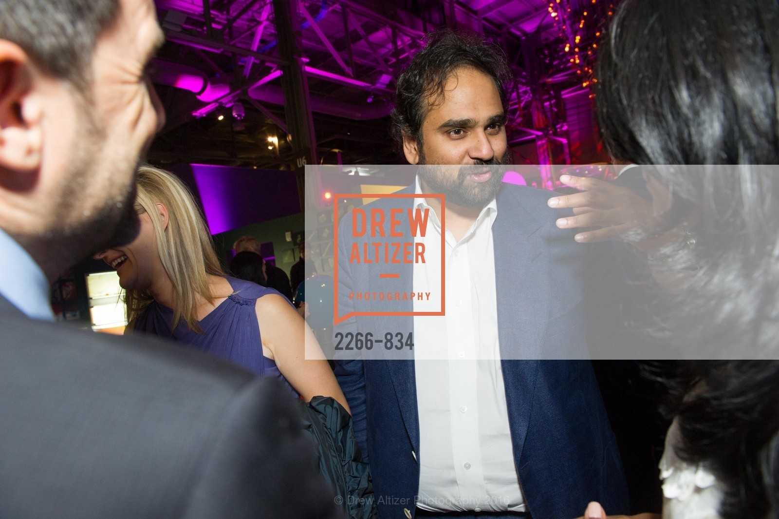 Hosain Rahman, Exploratorium Spring Gala, Exploratorium, 140515, May 15th, 2014