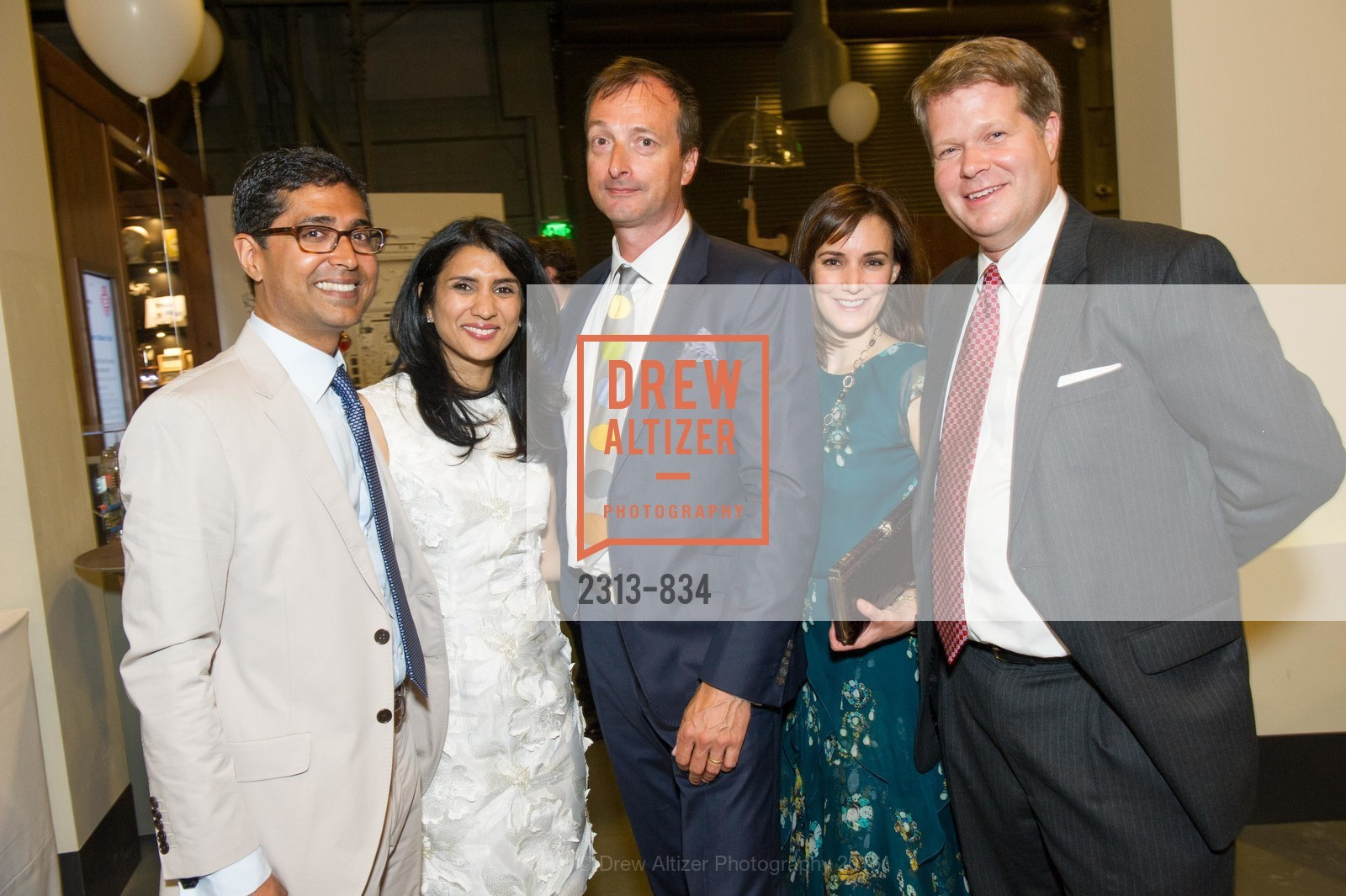 Ravin Agrawal, Alka Agrawal, Nicholas Baker, Kirby Burke, Jeff Burke, Exploratorium Spring Gala, Exploratorium, 140515, May 15th, 2014,Drew Altizer, Drew Altizer Photography, full-service event agency, private events, San Francisco photographer, photographer California
