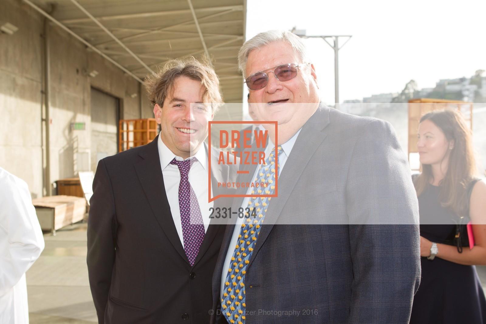Michael Horwitz, Larry Nibbi, Exploratorium Spring Gala, Exploratorium, 140515, May 15th, 2014