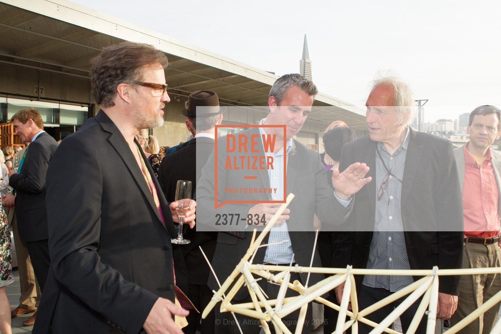 Trevor Smith, David Deming, Theo Jansen, Exploratorium Spring Gala, Exploratorium, 140515, May 15th, 2014,Drew Altizer, Drew Altizer Photography, full-service agency, private events, San Francisco photographer, photographer california