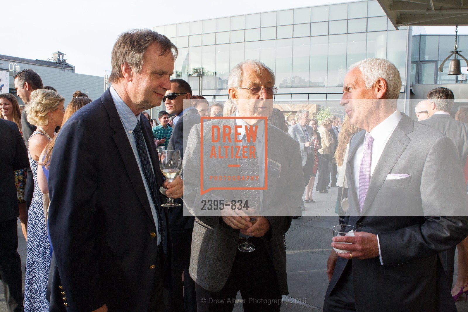 Peter Michelson, Stan Wojcicki, Jeff Farber, Exploratorium Spring Gala, Exploratorium, 140515, May 15th, 2014,Drew Altizer, Drew Altizer Photography, full-service agency, private events, San Francisco photographer, photographer california