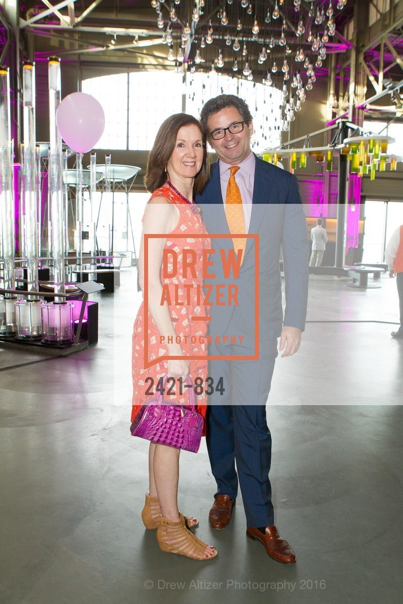 Fannie Allen, George Cogan, Exploratorium Spring Gala, Exploratorium, 140515, May 15th, 2014