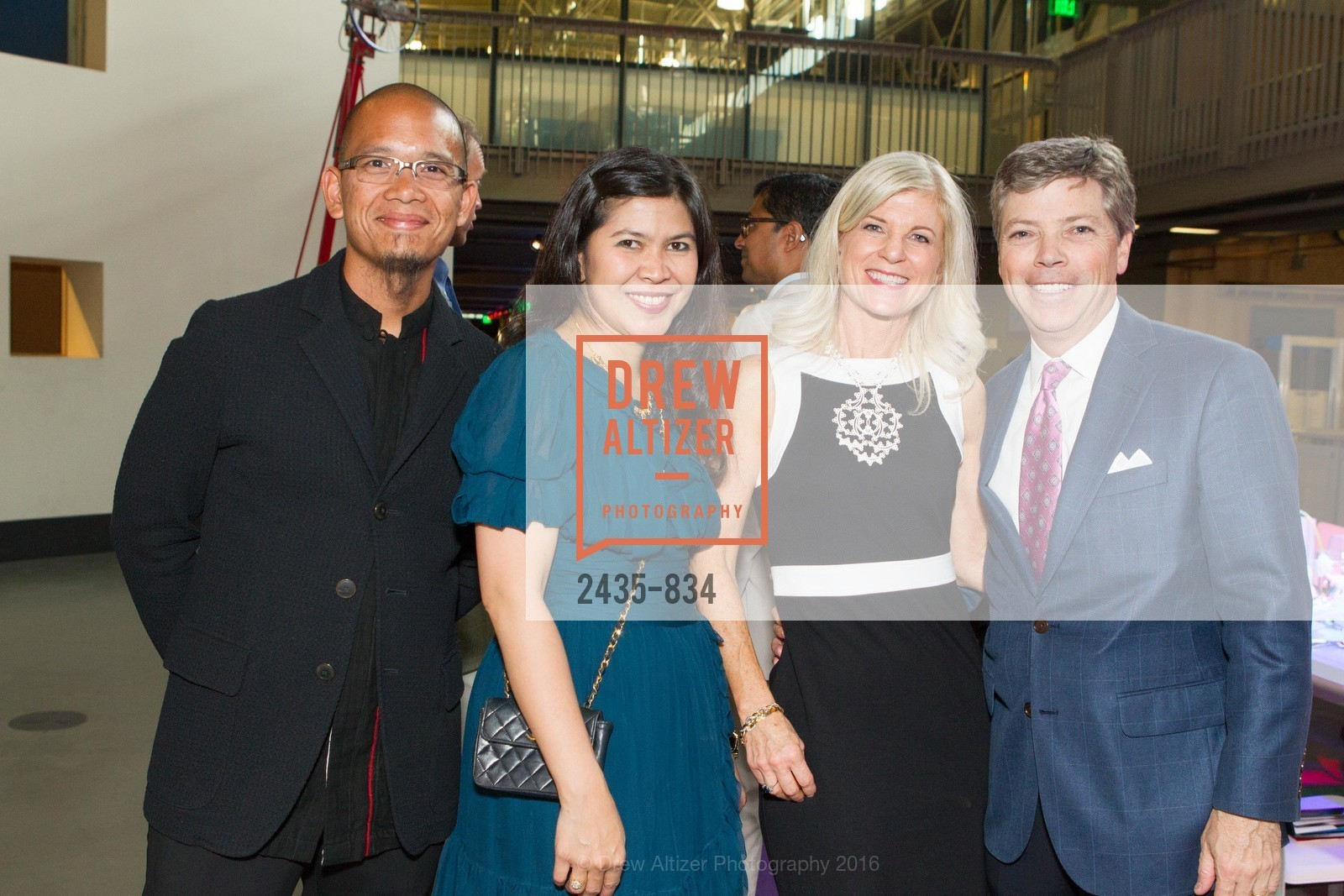 Ambi Bowo, Thesia Bowo, Lynn Callander, Peter Callander, Exploratorium Spring Gala, Exploratorium, 140515, May 15th, 2014,Drew Altizer, Drew Altizer Photography, full-service agency, private events, San Francisco photographer, photographer california