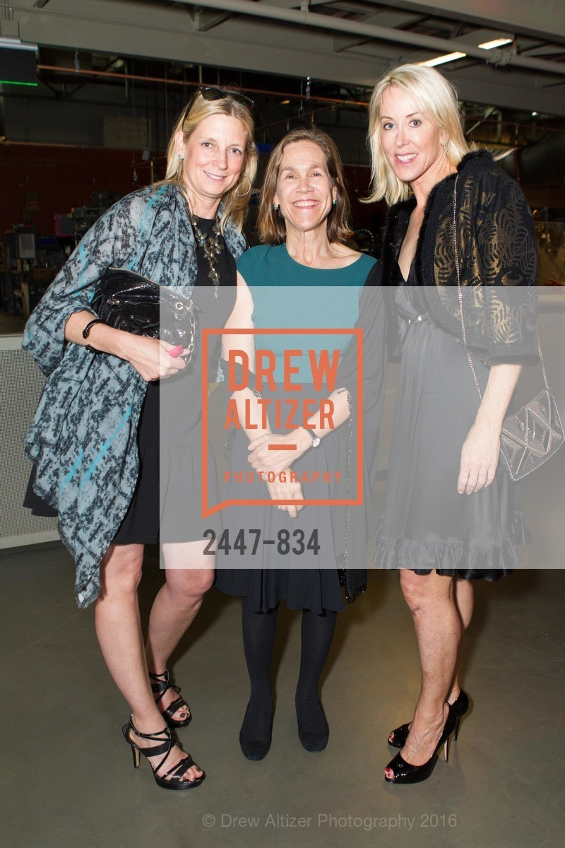 Kelly Halper, Robin Wright, Laura Sweeney, Exploratorium Spring Gala, Exploratorium, 140515, May 15th, 2014,Drew Altizer, Drew Altizer Photography, full-service agency, private events, San Francisco photographer, photographer california