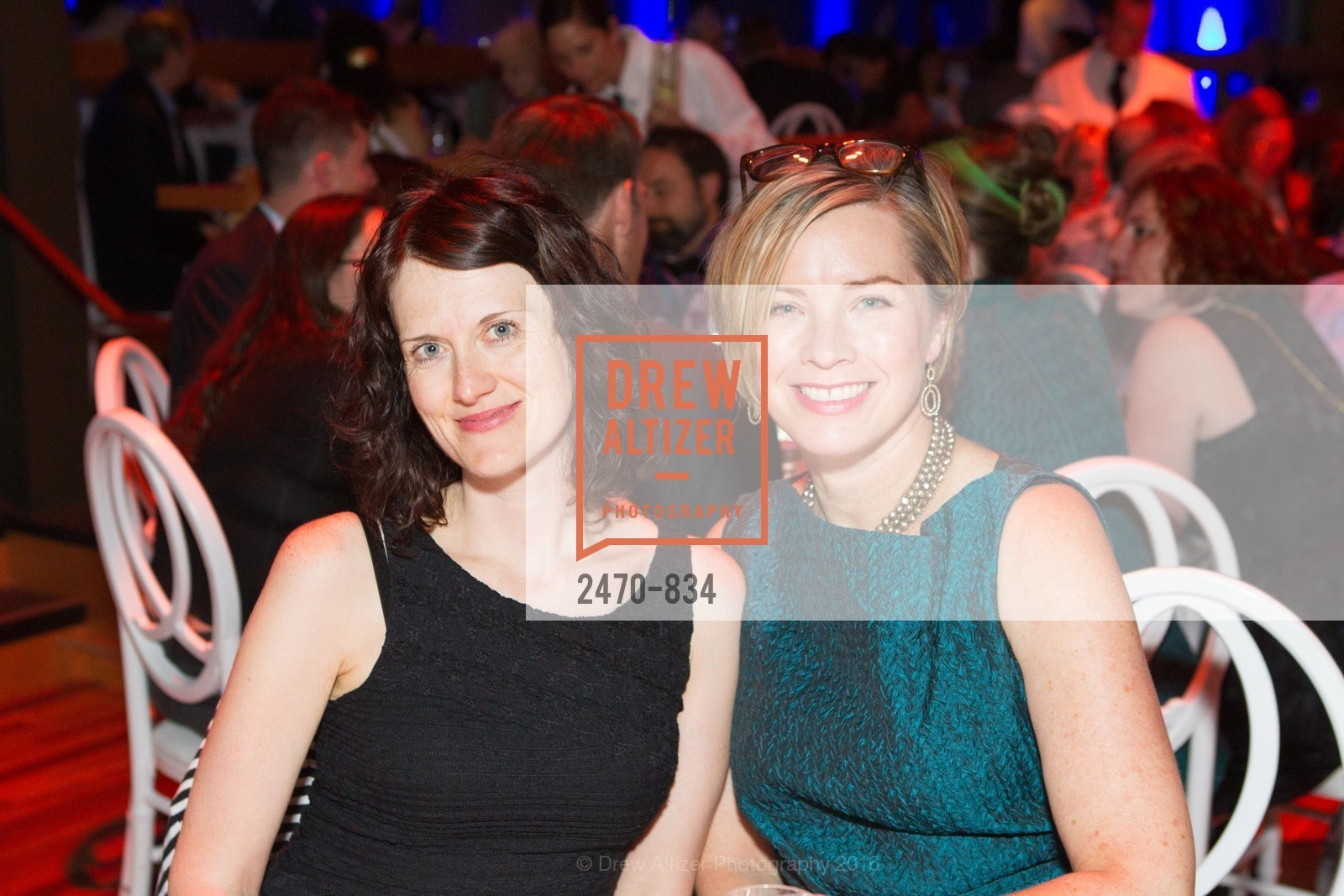 Melanie Edlin, Leeanne Haglund, Exploratorium Spring Gala, Exploratorium, 140515, May 15th, 2014