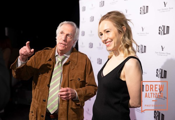 SFFILM Festival 2018 Arrivals: Barry