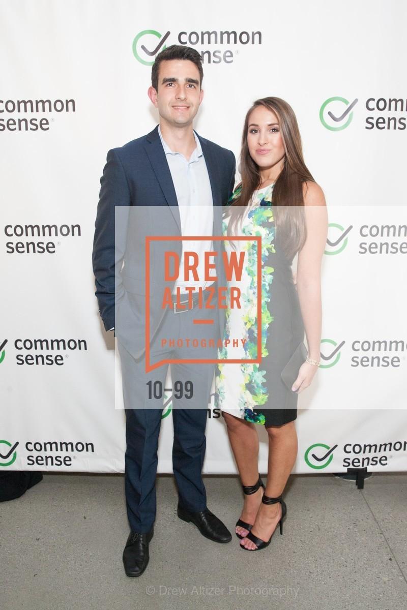 Gamir Vecirovic, Kaeleigh Rasmussen, Common Sense Media Awards 2015, SF Jazz. 201 Franklin St, May 13th, 2015