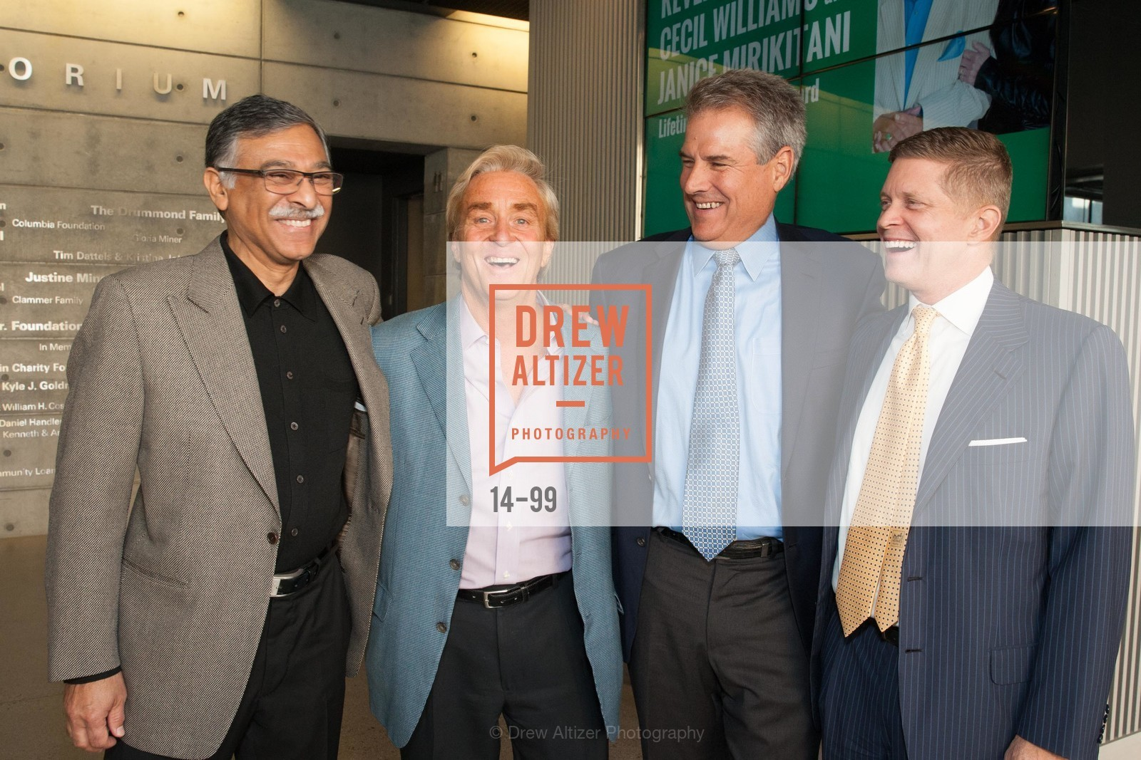 Yogen Dalal, Jim Steyer, Bill Price, Common Sense Media Awards 2015, SF Jazz. 201 Franklin St, May 13th, 2015,Drew Altizer, Drew Altizer Photography, full-service agency, private events, San Francisco photographer, photographer california