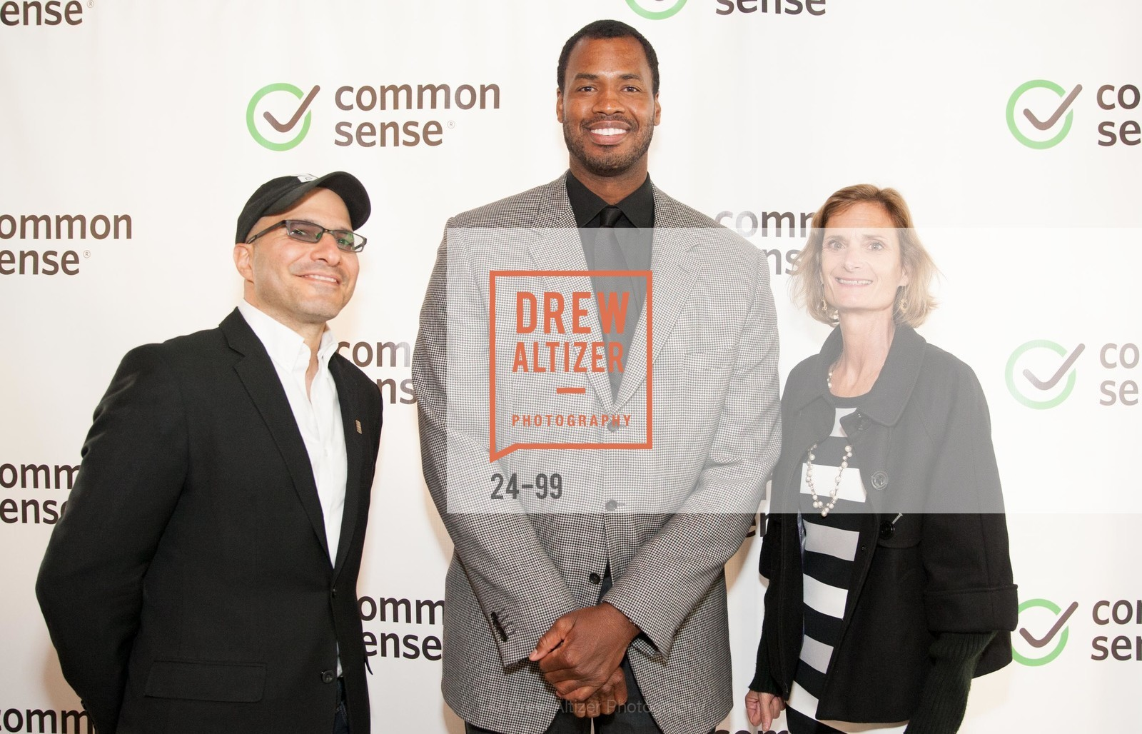 Hadi Partovi, Jason Collins, Liz Steyer, Common Sense Media Awards 2015, SF Jazz. 201 Franklin St, May 13th, 2015,Drew Altizer, Drew Altizer Photography, full-service agency, private events, San Francisco photographer, photographer california