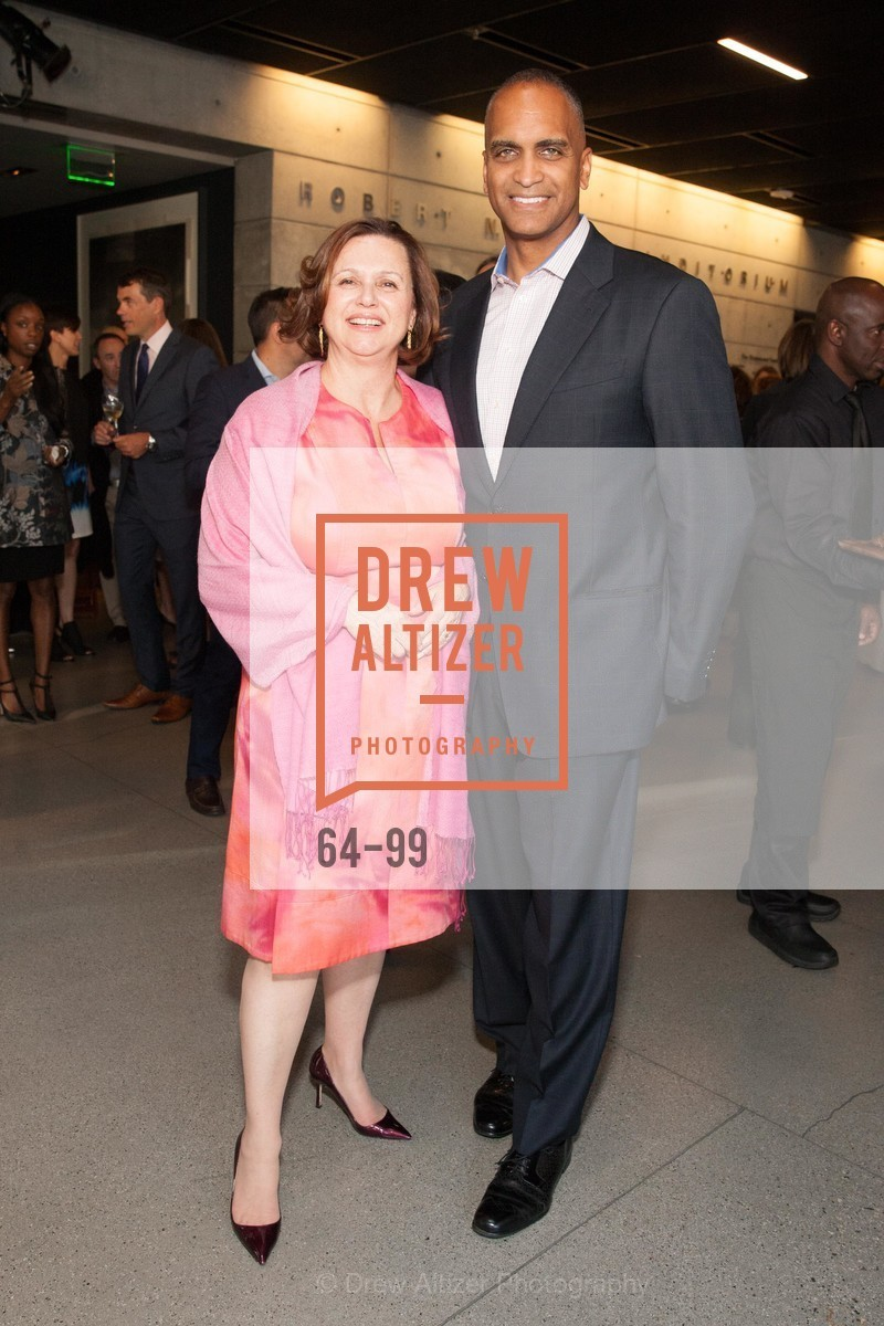 Linda Burch, Harvey Anderson, Common Sense Media Awards 2015, SF Jazz. 201 Franklin St, May 13th, 2015,Drew Altizer, Drew Altizer Photography, full-service agency, private events, San Francisco photographer, photographer california