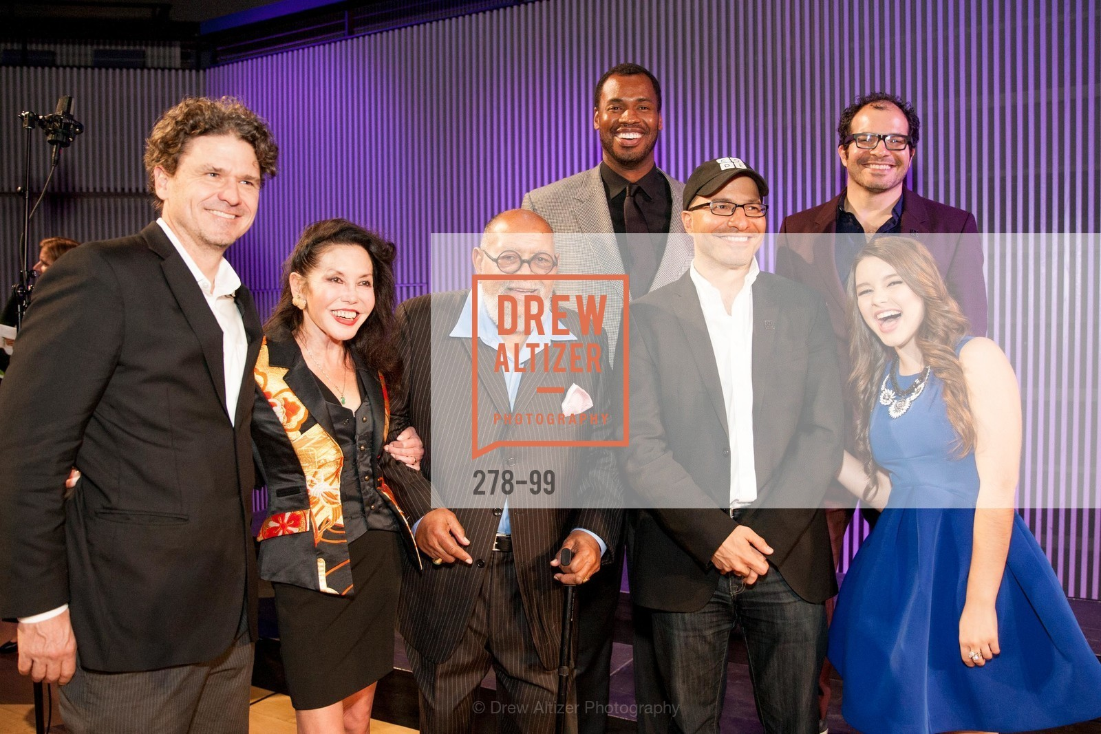 Dave Eggers, Janice Mirikitani, Reverend Cecil Williams, Jason Collins, Hadi Partovi, Ali Partovi, Fátima Ptacek, Common Sense Media Awards 2015, SF Jazz. 201 Franklin St, May 13th, 2015,Drew Altizer, Drew Altizer Photography, full-service agency, private events, San Francisco photographer, photographer california